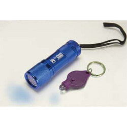 High Intensity UV Flashlight Product Image
