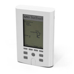 SunStat PRO II Programmable Thermostat LCD (120 or 240 VAC)