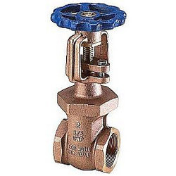 "1-1/2"" Threaded Gate Valve OS&Y"