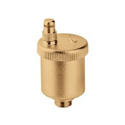 "MINICAL Automatic Air Vent w/ Hygroscopic Safety Air Vent Cap (1/2"" NPT)"