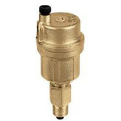 "1/8"" Automatic Air Vent with Check Valve"