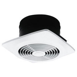 "504, 10"" Vertical Discharge Vent Fan (350 CFM) Product Image"