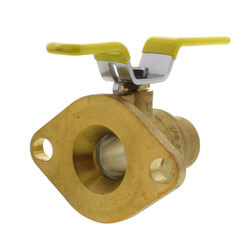 "1"" Sweat High Velocity Isolator Flange (Pair)"