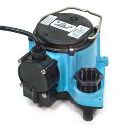 6-CIA, 1/3 HP, 45 GPM, 230V - Submersible Auto Sump Pump, 8' Cord Product Image