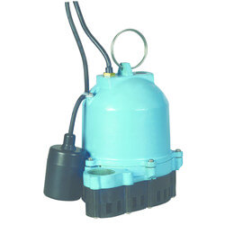 ES33W1-10 1/3 HP, 40 GPM 115V - Submersible Auto Sump Pump Product Image