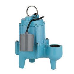 9SN-CIM 4/10 HP - Manual Effluent Pump <br> 20 ft cord (208-230V) Product Image