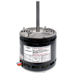 1/2 HP 1075 RPM<br>3 Speed Motor (120V) Product Image