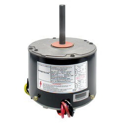 1/6-1/3 HP 1075 RPM Motor (208-230V) Product Image