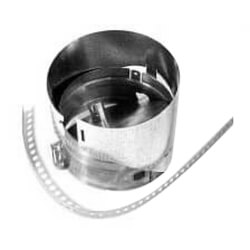 Balanced Draft Damper Product Image