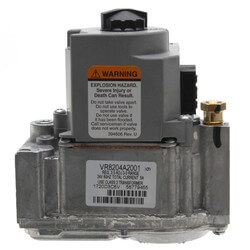 """1/2"""" x 1/2"""" Combo Gas Control Valve Product Image"""