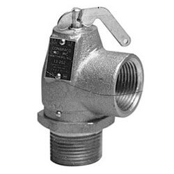 ASME Steam Safety Relief Valve