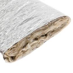 "10"" x 5' F204 Sleeve (Silver) Product Image"