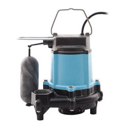 10EN-CBA-SFS 1/2 HP 67 <br>GPM Auto Submersible <br>Sump Pump 20' Cord Product Image