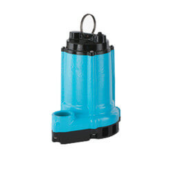 10ENH-CIM, 1/2 HP<br>60 GPM, 115V Submersible<br>High Head Manual Pump Product Image