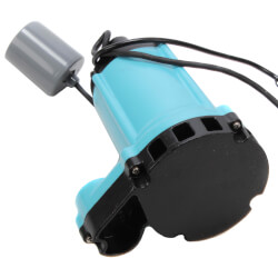 10ENH-CIA-RF 1/2 HP<br>60 GPM, 115V Submersible<br>High Head Auto Pump Product Image