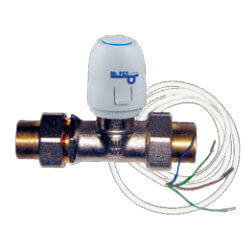 "1/2"" Zone Valve w/ Actuator & End Switch"