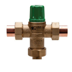 "1/2"" Sweat 5122 Mixing Valve (Low Lead)"