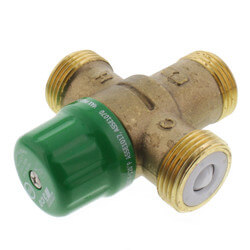 "3/4"" Sweat 5123 Mixing Valve (Low Lead) Product Image"