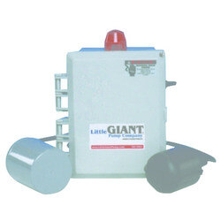 Single Phase Simplex Indoor/Outdoor Alarm System & Pump Control Product Image