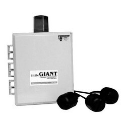 Duplex Indoor/Outdoor Alarm System/Pump Control (11.0 - 16.0 Amps) Product Image