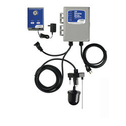 OS3-6E-1 1/3 HP, 115V<br>Oil Sensing Sump System Product Image