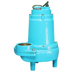 16S-CIM 1HP 460/380V,160 GPM - Submersible Man. Sewage Eject. Pump, 3 Ph Product Image