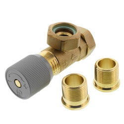 "3/4"" NPT Differential<br> Bypass Valve Product Image"
