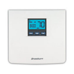 7 Day, 5-2 Day Programmable Thermostat (2 Heat/2 Cool)