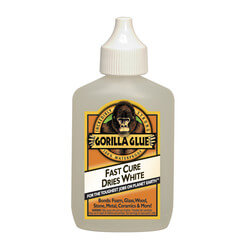 Gorilla Glue, Dries White, 2 oz. Product Image