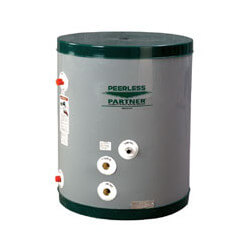PP-30-LB, 22 Gal. Peerless Single Wall Indirect Water Heater (Low Boy) Product Image