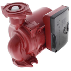 UPS26-99FC, 3-Speed Circulator Pump<br>(1/6 HP, 230V) Product Image