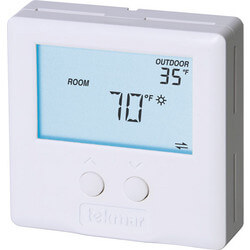 tekmarNet2 Thermostat - Two Stage Heat
