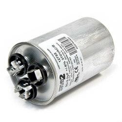 35/5 MFD Oval Dual Capacitor (440V)