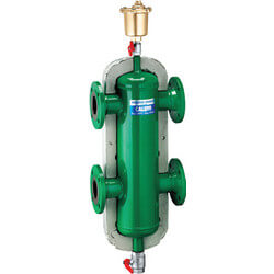 """2-1/2"""" Flanged Hydronic Separator"""
