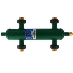 "1"" Sweat Union Hydronic Separator"