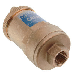 "1/2"" NPT Female DISCALAIR High Performance Automatic Air Vent"