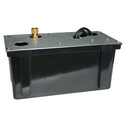 3-ABS, 230V, Shallow Pan Condensate Removal Pump Product Image