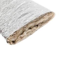 """10"""" x 5' F208 Sleeve (Silver)"""