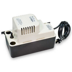 VCMA-20ULST, 80 GPH Automatic Condensate Removal Pump w/ Safety Switch & Tubing