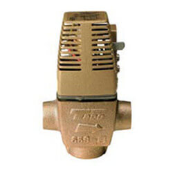 "1/2"" Sweat 555 Heat Motor Zone Valve"