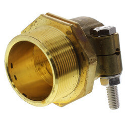 "WIPEX Fitting<br>2-1/2""PEX x 2"" NPT Product Image"