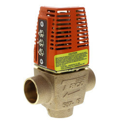 "557-G3 (1"" Sweat) Geothermal Valve Product Image"