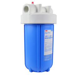 AP801, 800 Series Heavy Duty Whole House Water Filter Housing Product Image