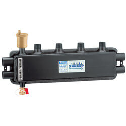 "1"" NPT Hydraulic Separator<br> & Manifold HydroLink Product Image"