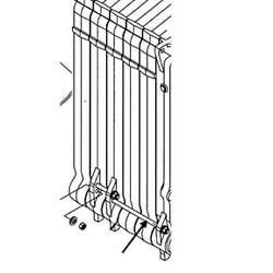 "1/2"" x 23-1/4"" Tie Rod Product Image"