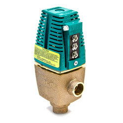 "1/2"" Sweat 3-Way<br>Zone Valve Product Image"