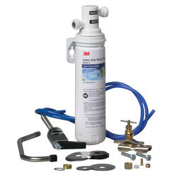 3M USF-A Dedicated Faucet Undersink Filter System Product Image