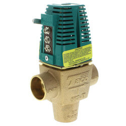 "1"" Sweat 3-Way<br>Zone Valve Product Image"