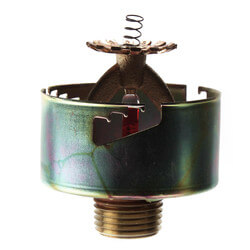 "GL5654 Concealed Pendent Style Sprinkler (1/2"" Thread) Product Image"