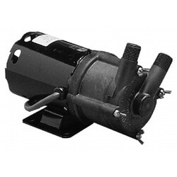 3-MD-MT-HC, Magnetic Drive Pump for Strong Acids, 1/25 HP (115V) Product Image